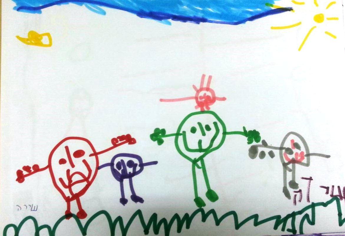 ציורי ילדים 3
