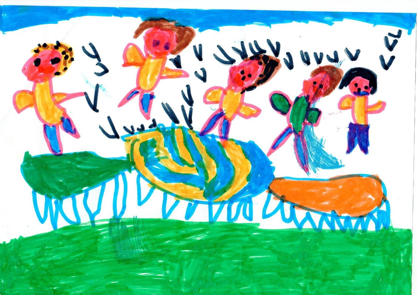 ציורי ילדים 6