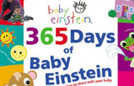 לא תאמינו, בייבי איינשטיין הוא לא כזה איינשטיין