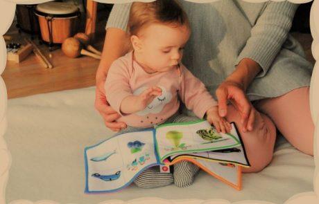 למידה חברתית – מחקר אמהות ותינוקות