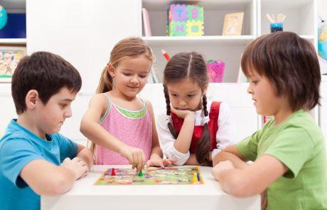 קבוצות להקניית מיומנויות חברתיות בגיל הרך