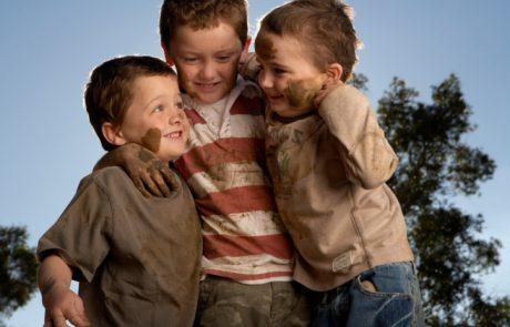 הסתגלות חברתית של ילדים לכיתה א'